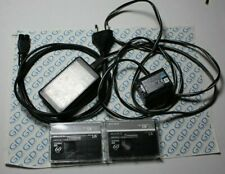 SONY AC-L200 + NP-FH60 + 2xNUOVE mini DV cassette 60 min. premium - videocamera