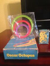 Avon Oscar Octopus Ring Toss Game - 1980