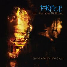 PRINCE - IF I WAS YOUR GIRLFRIEND   VINYL LP SINGLE NEUF