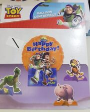 Toy story Balloon centrepiece with cutouts - Free Post