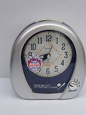 RHYTHM ALARM CLOCK -BASEBALL ALARM - WITH FOUR MELODIES 4RM759WD19