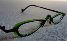 "THEO ""Mameluke"" - womens eyeglasses frame - Made in Belgium (rrp:285€)"