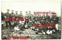 WK1 Foto Bitsch 1912 Truppenübungsplatz I.R.132 aus Straßburg 4206