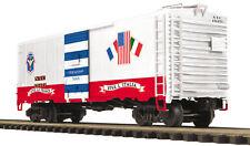 """MTH """"O"""" Gauge 40' AAR Box Car - New York Central (MTHRRC) 20-93524"""