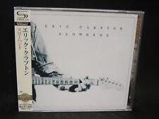 ERIC CLAPTON Slowhand JAPAN SHM CD Cream Yvonne Elliman Mel Collins Blind Faith