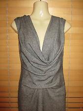 RARE Womens Bally Long Sleeveless Dress UK 10 Tall