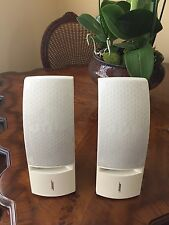 Bose 161 Speakers - White