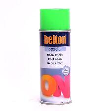 Belton Special Lackspray Neon Lack Effekt grün 400ml K323254