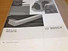 Véritable Bosch//Siemens//Neff Cuisinière//Four Side Support soutien Étagère Kit de Fixation