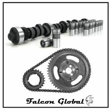Chevy GMC 5.0L 305 5.7 5.7L 350 Torque Cam+Lifters Double Timing Kit TBI Stage 1