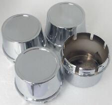 New Free Enkei Sticker 4x Cup 73 x 69 mm Wheel Center Cover Hub Caps Chrome Rim