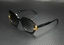 PRADA Heritage PR 16US 3890A7 Black Medium Havana Grey 54 mm Women's Sunglasses