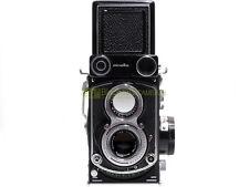 Minolta Autocord CDS con Rokkor 75mm. f3,5. Fotocamera reflex biottica.