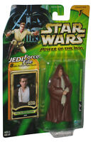 Star Wars Power of The Jedi Obi-Wan-Kenobi Green Card Figure
