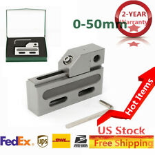 """2"""" inch Edm Vise, Cast Iron Jaw, Clamping Tool for Woodworking Precision Us Ship"""