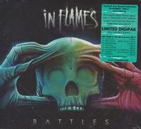 FLAMES Battles Limited Edition 14-trk CD digipak 2016 NEW/SEALED 2 bonus trks
