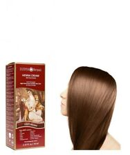Surya Brasil Light Brown Henna Cream - 2.37 oz, Brazil Hair Coloring & Treatment