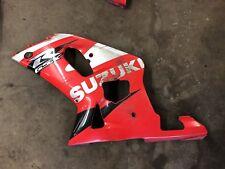 Suzuki GSXR750 gsxr 750 600 1000 gsxr1000 01 02 03 oem left side fairing panel
