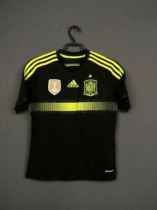 Spain jersey Youth 13-14 y 2013 2015 Away Shirt Adidas Football G85347 ig93