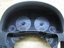 2001 2006 JDM NISSAN SKYLINE V35 G35 AT SPEEDOMETER GAUGE CLUSTER W TRIM OEM