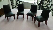 Bozart The Kaleidoscope Doll House Dining Room Chairs