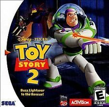 Toy Story 2: Buzz Lightyear to the Rescue (Sega Dreamcast, 2000)