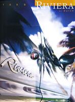 1998 Buick Riviera 28-page Original Sales Brochure