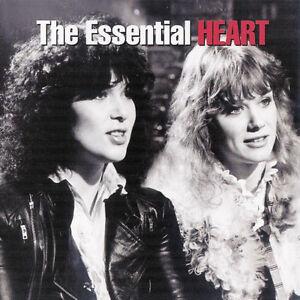 HEART The Essential 2CD BRAND NEW Ann & Nancy Wilson Best Of Greatest Hits