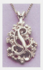 29mm Solid Sterling Silver Pendant Blank~Great for Custom Work!