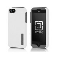 Incipio SILICRYLIC Hard Cover Double Case Shell Ultra-thin for iPhone 5 5S white