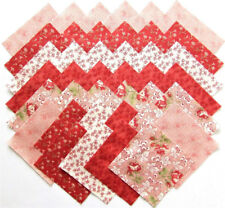 "VICTORIA by 3 Sisters for Moda - (40) 5"" rotary-cut fabric squares"