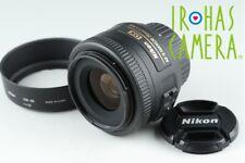 Nikon DX AF-S Nikkor 35mm F/1.8 G Lens #20488 A4