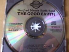 MANFRED MANN`S EARTH BAND,THE GOOD EARTH cd  m(-)/m(-) ...hier kräht der Hahn