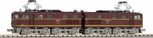 Microace A0827 JNR Electric Locomotive EH10-15 Brown (N Scale) MWM