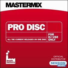 MasterMix DJ CD - Pro Disc 99 - September 2008