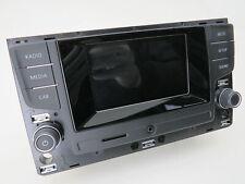 """510035887A Anzeige- und Bedieneinheit mit Touch-Screen 5"""" DAB Radio VW Touran 5T"""