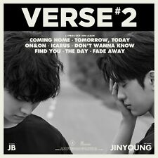 JJ PROJECT - Verse 2 (Vol. 2) [Today ver.] CD+Free Gift+Tracking No