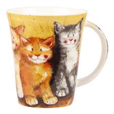 Alex Clark Rodger, Dodger & Tinkerbell Cats 370ml Flirt Mug