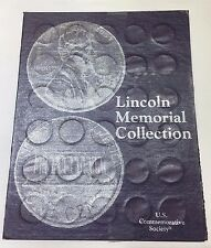 1959 - 1984 Lincoln Memorial Penny Cents Collection P S D 1C 58 Coin Set Album
