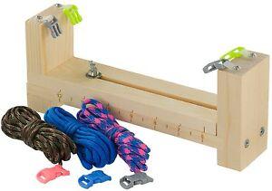 Paracord 550 Bracelet Maker / Jig, DIY Tool