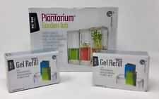Globus Educational The Original Gel Plantarium Garden Lab Kit Plus 2 Refills NEW