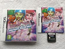 MONSTER HIGH SKULTIMATE ROLLER MAZE NINTENDO DS V.G.C. FAST POST COMPLETE