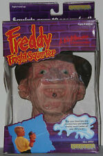 Scarce FREDDY KRUEGER Nightmare on Elm Street FRIGHT SQUIRTER HEAD FIGURE MIB