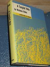 A TANGLED WEB by Nicholas Blake HC/DJ 1st (1956) *FREE SHIPPING*