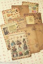Florastudio Vintage Dibujos Animados Pegatinas Scrapbook diario Planner Deco Pegatina de artesanía