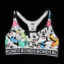 BONDS Disney Bralette   Size XS   Gym Sports Running Jogging Bra Bikini