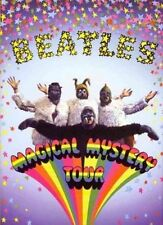 THE BEATLES MAGICAL MYSTERY TOUR BRAND NEW SEALED DVD