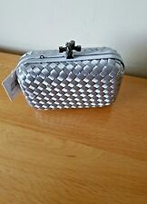 New Ladies Occasions Purse Bag By Koko In Silver