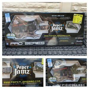 Paper Jamz Pro Series Guitar Excellent Condition Boxed
