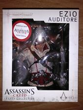 Ezio Auditore Bust Assassin's Creed Legacy Collection Figure NEW Free Shipping